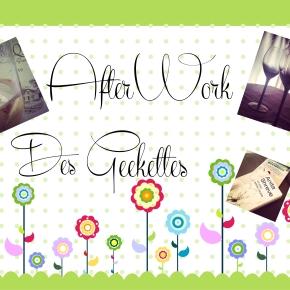 Organisation d'afterwork deGeekettes