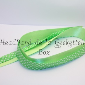 My Geekette Box Le HeadBand